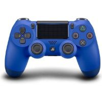 Sony Dualshock 4 (2016) Wireless Controller blau für PS4