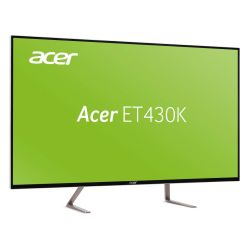 "ACER ET430Kwmiippx 109cm (43"") LED, UHD, IPS, 5ms, HDMI, USB 3.0, DP, mini-DP Bild0"