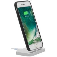 StilGut Airdock iPhone Dockingstation, silber