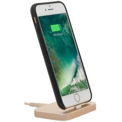 StilGut Airdock iPhone Dockingstation, gold Bild0