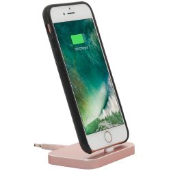 StilGut Airdock iPhone Dockingstation, roségold Bild0