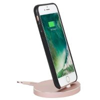 StilGut Airdock Oval iPhone Dockingstation, roségold