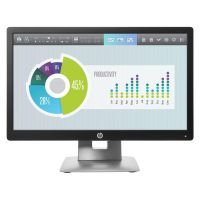 "HP EliteDisplay E202 50,8cm (20"") 16:9 TFT VGA/HDMI/DP 7ms 5Mio:1 LED-IPS"