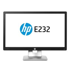 "HP EliteDisplay E232 58,4cm (23"") 16:9 TFT VGA/HDMI/DP 7ms 5Mio:1 LED-IPS Bild0"