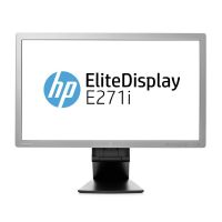 "HP EliteDisplay E271i 68,6cm (27"") 16:9 TFT VGA/HDMI/DP 7ms 5Mio:1 IPS"