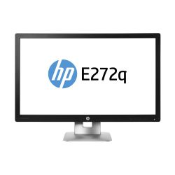 "HP EliteDisplay E272q 68,6cm (27"") QHD 16:9 TFT VGA/DVI/DP 7ms 5Mio:1 IPS Bild0"