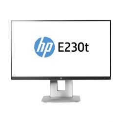 "HP EliteDisplay E230T 58,42cm (23"") Touch 16:9 TFT VGA/HDMI/DP 5ms 5Mio:1 IPS Bild0"