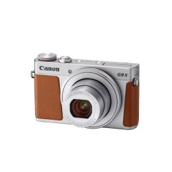 Canon PowerShot G9 X Mark II Digitalkamera silber *Aktion* Bild0