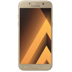 Samsung GALAXY A5 (2017) A520F gold-sand Android Smartphone Bild0