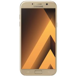 Samsung GALAXY A3 (2017) A320F gold-sand Android Smartphone Bild0