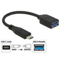DeLOCK 65684 Adapter SuperSpeed USB 3.1 Typ-A Buchse 10 cm