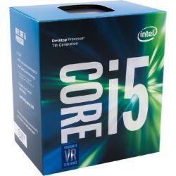 Intel Core i5-7400 4x 3,0 GHz 8MB-L3 Turbo/IntelHD Sockel 1151 (Kabylake) Bild0
