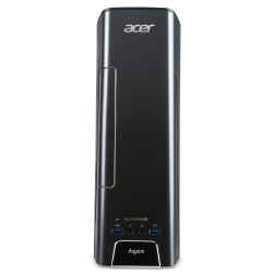 Acer Aspire X3-710 Desktop PC i5-6400 8GB 1TB 128GB SSD GTX745 WLAN Windows 10 Bild0