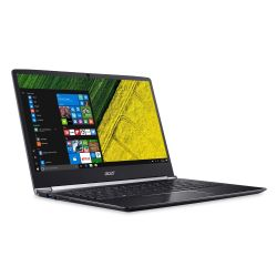 Acer Swift 5 SF514-51-780R Notebook schwarz i7-7500U PCIe SSD Full HD Windows 10 Bild0