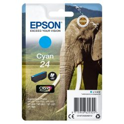 Epson C13T24224012 Druckerpatrone 24 Claria Photo HD Cyan  Bild0