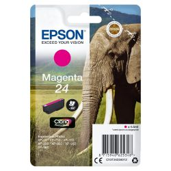 Epson C13T24234012 Druckerpatrone 24 Claria Photo HD magenta  Bild0