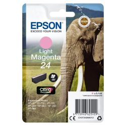 Epson C13T24264012 Druckerpatrone 24 Claria Photo HD light magenta  Bild0