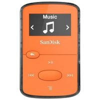 SanDisk Clip JAM MP3 Player 8GB orange