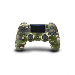 Sony Dualshock 4 (2016) Wireless Controller green camouflage für PS4 Bild0