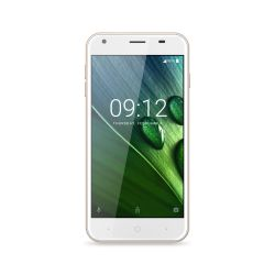 Acer Liquid Z6 gold Android 6.0 Smartphone Bild0