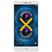 Honor 6X Premium 4/64GB gold Android Smartphone mit Dual-Kamera