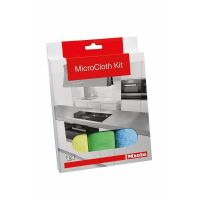 Miele GP MI S 0031 W MicroCloth Kit, 3 Stück