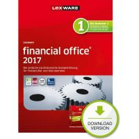 Lexware financial office 2017 Jahresversion (365-Tage), ESD