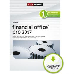 Lexware financial office pro 2017Jahresversion 365-Tage, Minibox Bild0