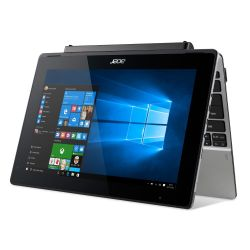 Acer Switch 10V SW5-014-15UL 2in1 Notebook x5-Z8300 64GB HD 4G Windows 10 grau Bild0