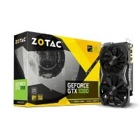 Zotac GeForce GTX 1080 Mini 8GB GDDR5X ITX Grafikkarte DVI/HDMI/3xDP