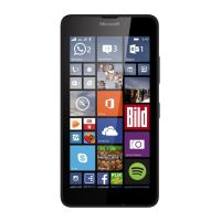 Microsoft Lumia 640 Dual-SIM schwarz Windows Phone 8.1 Smartphone