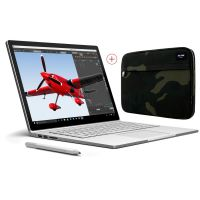 Microsoft Surface Book Fashion-Bundle for Men + Jack Spade Sleeve