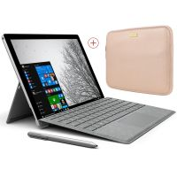 Surface Pro 4 Fashion-Bundle for Women 2in1 i5 128 GB SSD + Kate Spade Sleeve