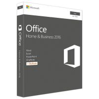Microsoft Office 2016 Home & Business Mac PKC (P2) EN
