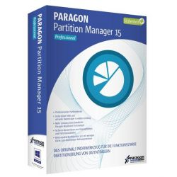 Paragon Partition Manager 15 Professional ESD Bild0
