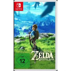 The Legend of Zelda: Breath of the Wild - Nintendo Switch Bild0
