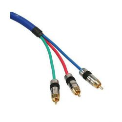 Cinch Premium Kabel RGB 3x Video Cinch St/St 5m Bild0