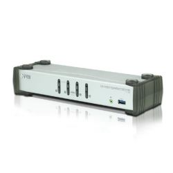 Aten CS1914 4-Port KVMP Switch DP/Audio/USB3.0 Bild0