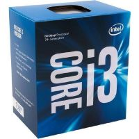 Intel Core i3-7100 2x 3,9 GHz 3MB-L3 Sockel 1151 (Kabylake)