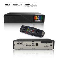 Dreambox DM900 4K UHD DVB-C/T2HD-Receiver mit Festplatte 500GB