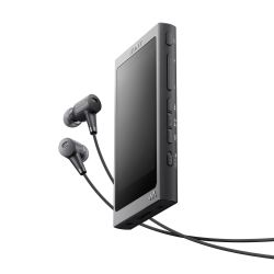 SONY Walkman NW-A35HN 16GB MP3 Player schwarz Bild0