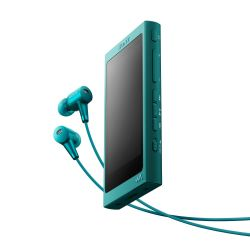 SONY Walkman NW-A35HN 16GB MP3 türkis Bild0