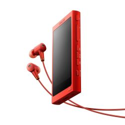 SONY Walkman NW-A35HN 16GB MP3 Player rot Bild0
