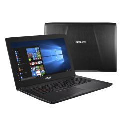 Asus FX502VM-FY291 Gaming Notebook  - i7-7700HQ Full HD GTX1060 ohne Windows Bild0