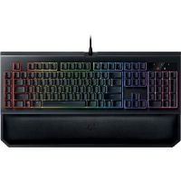 Razer BlackWidow Chroma V2 Mechanische Gaming Tastatur RGB Green Switch DE