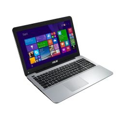 Asus VivoBook X556UQ DM761T Notebook i5-7200U SSD NVidia GF940MX Windows 10 Bild0