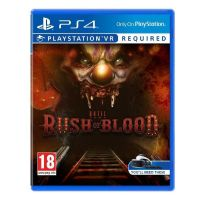 Until Dawn: Rush Of Blood VR - PS4 FSK18