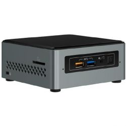 Intel NUC NUC6CAYH - Barebone Mini PC Celeron J3455 Intel HD 500 ohne Windows Bild0