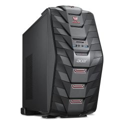 Acer Predator G3-710 Gaming PC i7-7700 16GB 1TB 256GB SSD GTX1070 Windows 10 Bild0