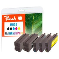 Peach PI300-722 Tintenpatrone Multipack PLUS kompatibel HP 953 (mit neuem Chip)